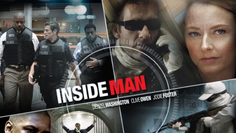 Inside Man – Điệp vụ kép (2006)