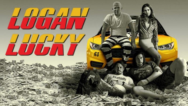 Logan Lucky – Vụ trộm may rủi (2017)